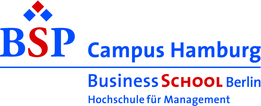 Logo der BSP Business School Berlin Potsdam - Campus Hamburg